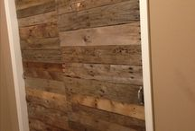Pallets and Sliding Doors