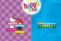 Hello Kitty ve Ninja Kaplumbağalar