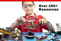 3D printing STEM resources