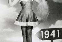 New Year Vintage Pin-Ups / 0