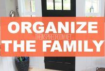 Organization / by Kelly Kalsbeek