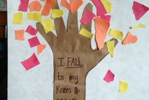 Fall crafts / by O. Guay