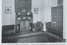 1920's interior design