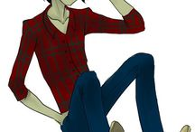 marshall lee / by Michelle Ferro