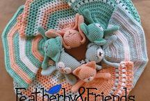Crochet / Hekling interiør