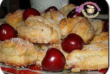 Печенье домашнее с творогом