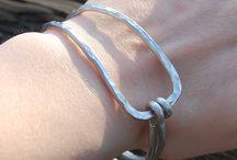 Bracelets / by Eileen Vrabcake