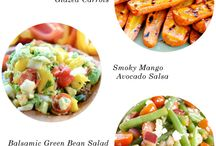 Healthy side dishes / by April Lewis