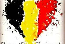 Brussels attacks - Pray For Brussels
