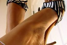Lovely feet and legs