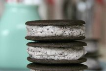 A balanced diet--is a cookie in each hand! / by Stephanie Fackrell