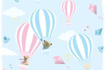 Patchi Baby: Hot Air Balloon