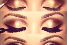 Makeup / by Kealani Hughes