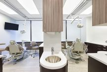Treatment Room Dental Office Designs / Some efficient, modern, customized treatment room interior designs by Arminco Inc