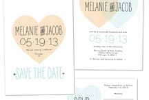 Wedding Invitations / by periwinky