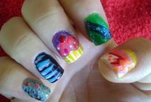 Nail Designs / by Jamie Griffee