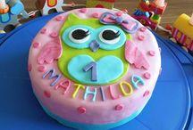 Torte für Lotti's Geburtstag