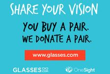 Glasses Dot Com / @GlassesDotCom make it count by ending the vision crisis #ShareYourSight You Buy 1 They Donate 1  #Ad http://bit.ly/2bVOhQ6