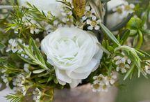 Dorton House August wedding / Wedding flowers
