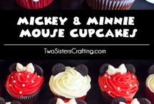 Minnie and Mickey baby/toddler birthday party