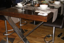Dining rooms/ tables