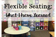Classroom - Flexible Seating