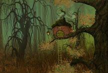 Hobbitlike homes