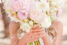 Wedding bridesmaid bouquet