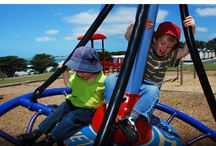 Apollo Bay Family Fun / We have many different facilities to make sure all the family has fun!