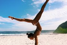 Gymnastics and other exercises