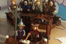 El Hobbit / Dibujos, LEGOs e imágenes