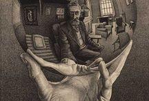Kuvis - Escher