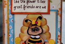 BEES AND BEARS / by YESENIA FIGUEROA