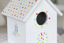 birdhouses / by Stacey Parris