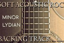 Instrumental Guitar Ballads Backing Track Vol. 2