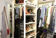 Clothes organization / by Ashley Schibler