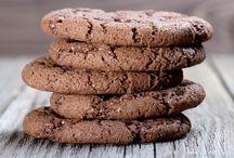 (Healthy) baking, chocolate, raw stuff ...