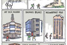 ARCHITECTURAL COMICS