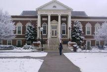 Scenes around Campus! / by Radford University Alumni Association