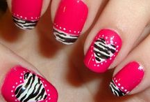 Nails:)  / I'd try these:)