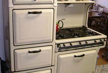 Vintage appliances