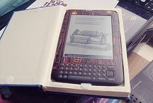 Kindle / by Alisa Phathanapirom
