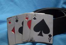 Cinto com Fivela Casino