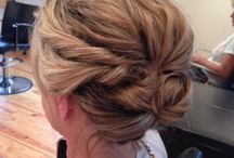 Hairstyles for the girls / by Christie Hoos