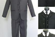 dress my son