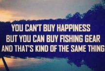 Fishing - Quotes / by Winn Grips
