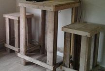 Wooden Creations / Wood furniture