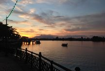 Kuching, Malaysia / Kuching is located in East Malaysia and is a vibrant town, with a cat fixation.