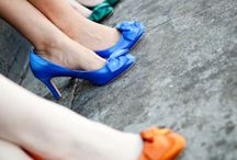IWantThatWedding.co.za Colourful Shoes / Cute & colourful shoes for your wedding day / by Vicki Sleet