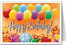 Birthdays & events